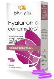 Biocyte Hyaluronic 120 mg + ceramides