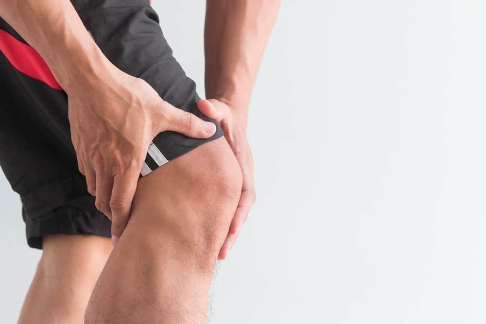 lesiones de rodilla haciendo ejercicio