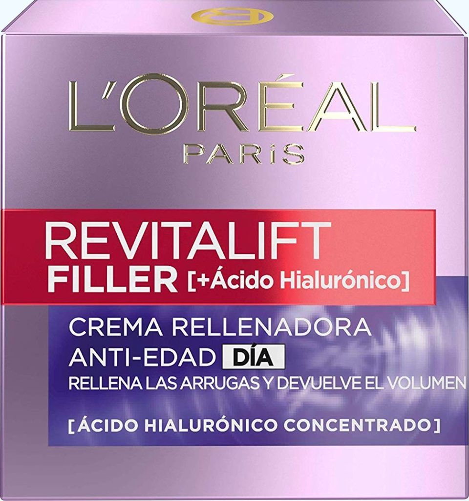 Revitalift Filler Oreal Paris Opiniones